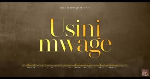 Download Arrow Bwoy Ft Nandy Usinimwage MP3 Download