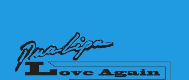 Download Dua Lipa Love Again Imanbek Remix MP3 Download