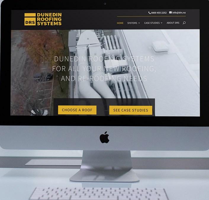 Dunedin Roofing Systems Web Design