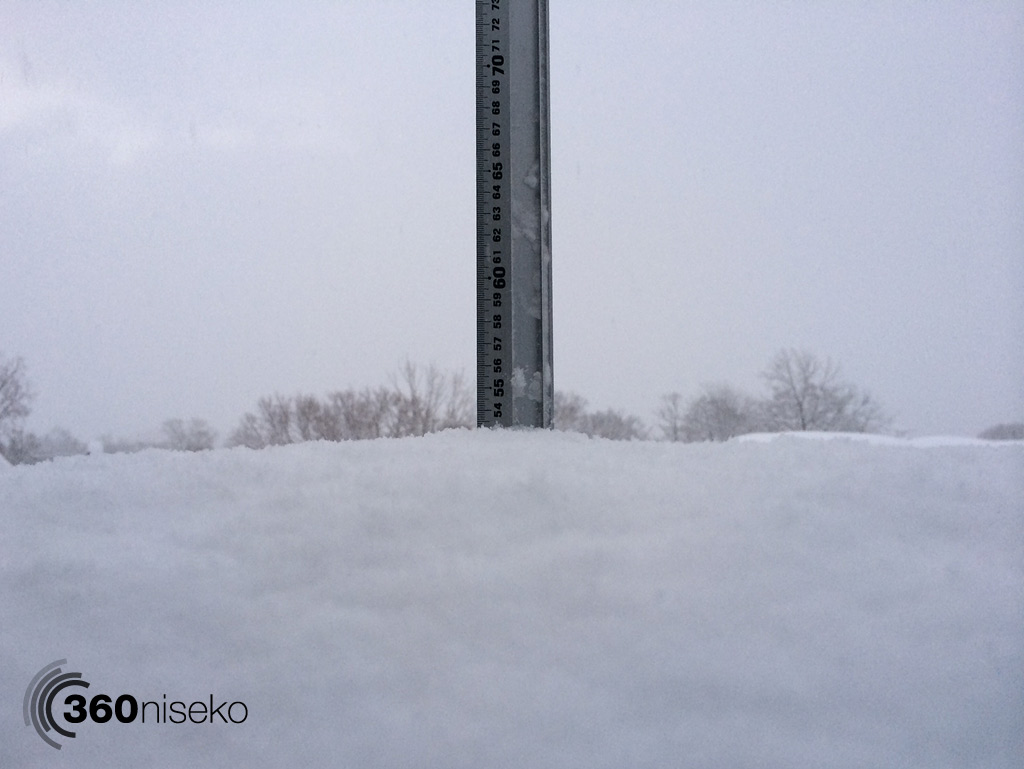 A whopping 53.5cm in 24 hours