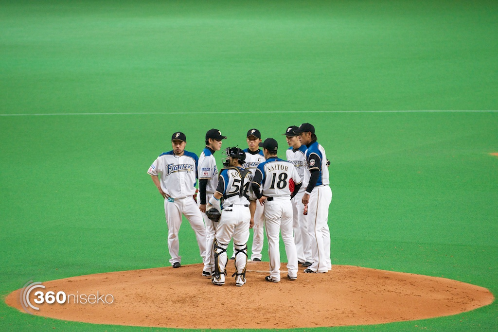 Baseball-Japan-Hokkaido-Fighters-Discussion