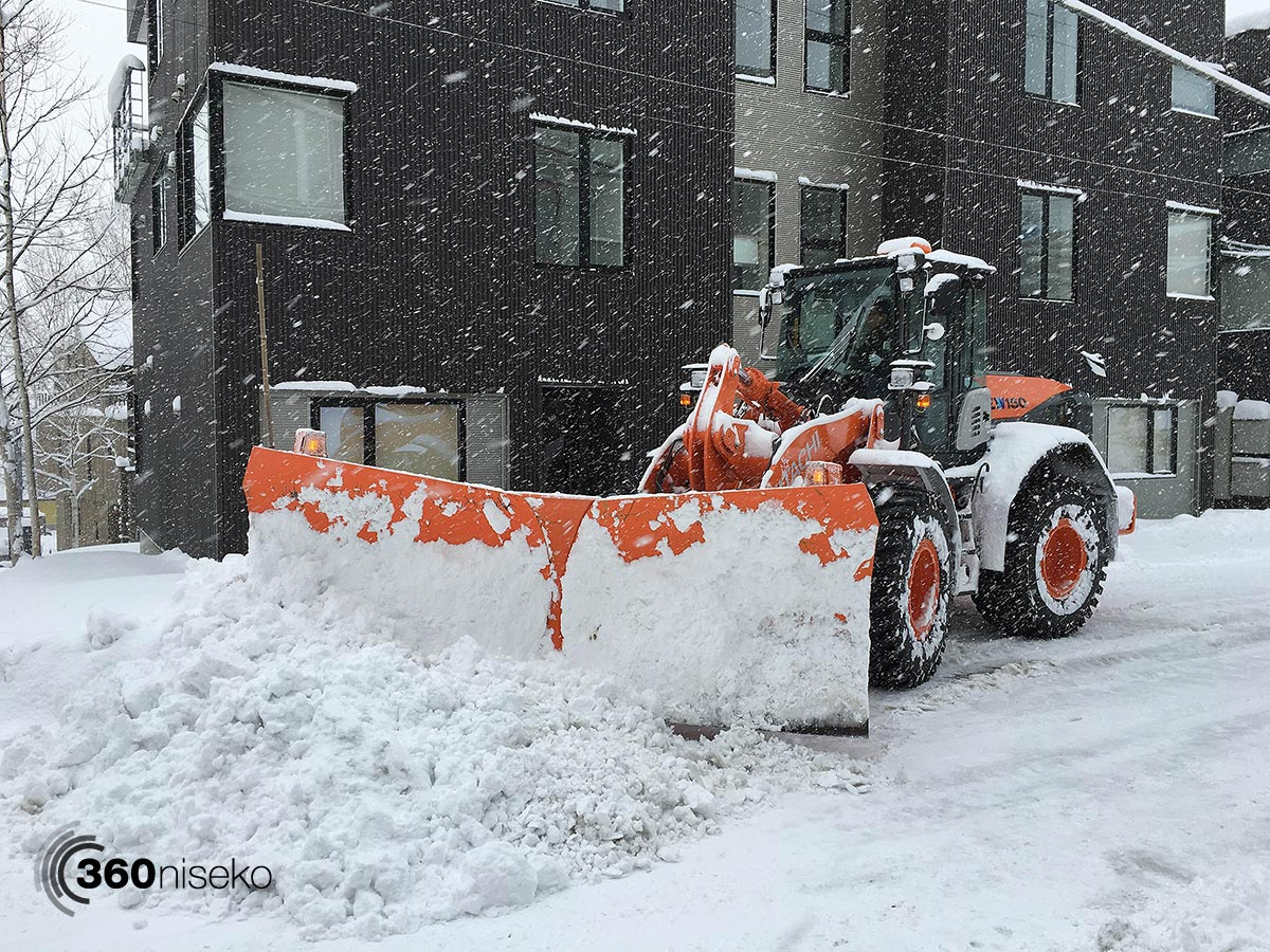 Heavy duty snow clearing help! 6 December 2015