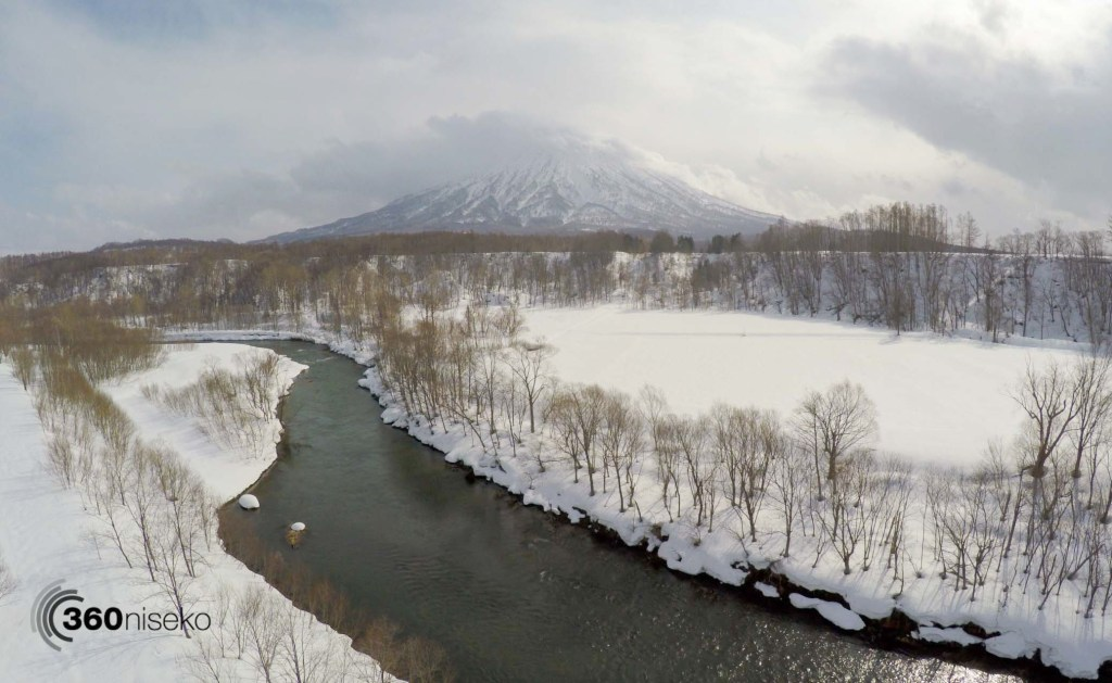 Shiribetsu River - Kutchan, 8 March 2016