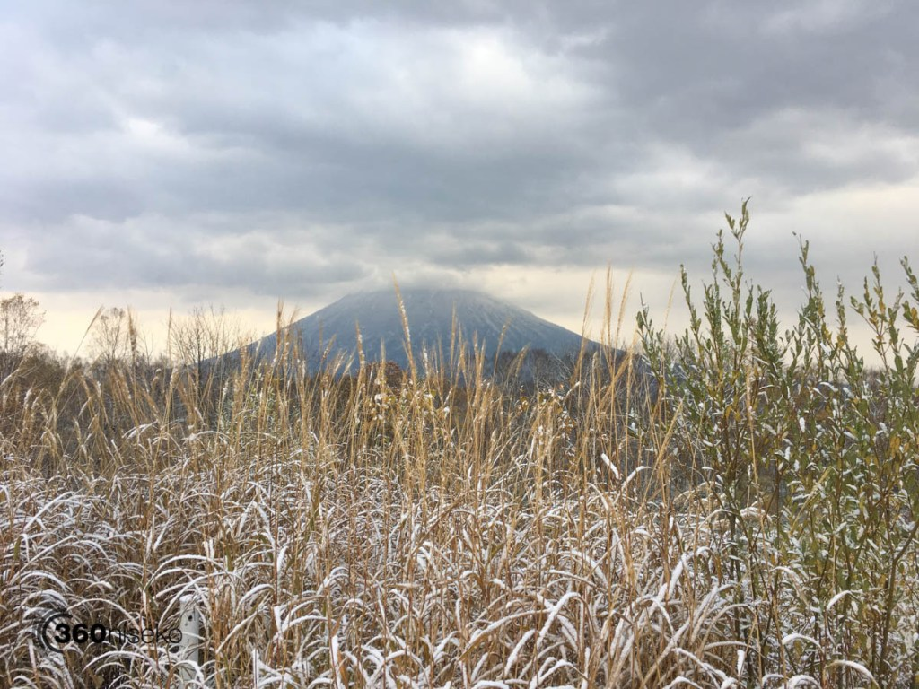Mt.Yotei, 30 October 2016