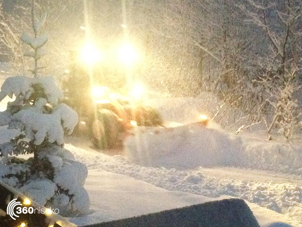 Niseko Snow Report 01_12_2017 IMG_2447