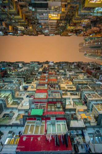 Hong Kong Monster Building Night 10