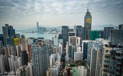 Hong Kong's Free Ride-To-The-Sky