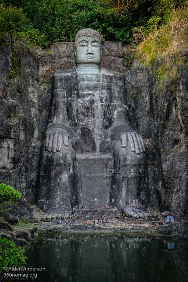 Leshan Giant Buddha Miniature