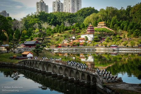 The Summer Palace Beijing Miniature