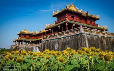Imperial City Hue (Hue Citadel)