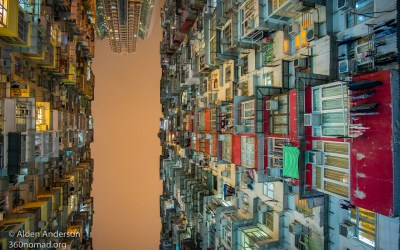 Montane Mansion, Quarry Bay — Photography Guide