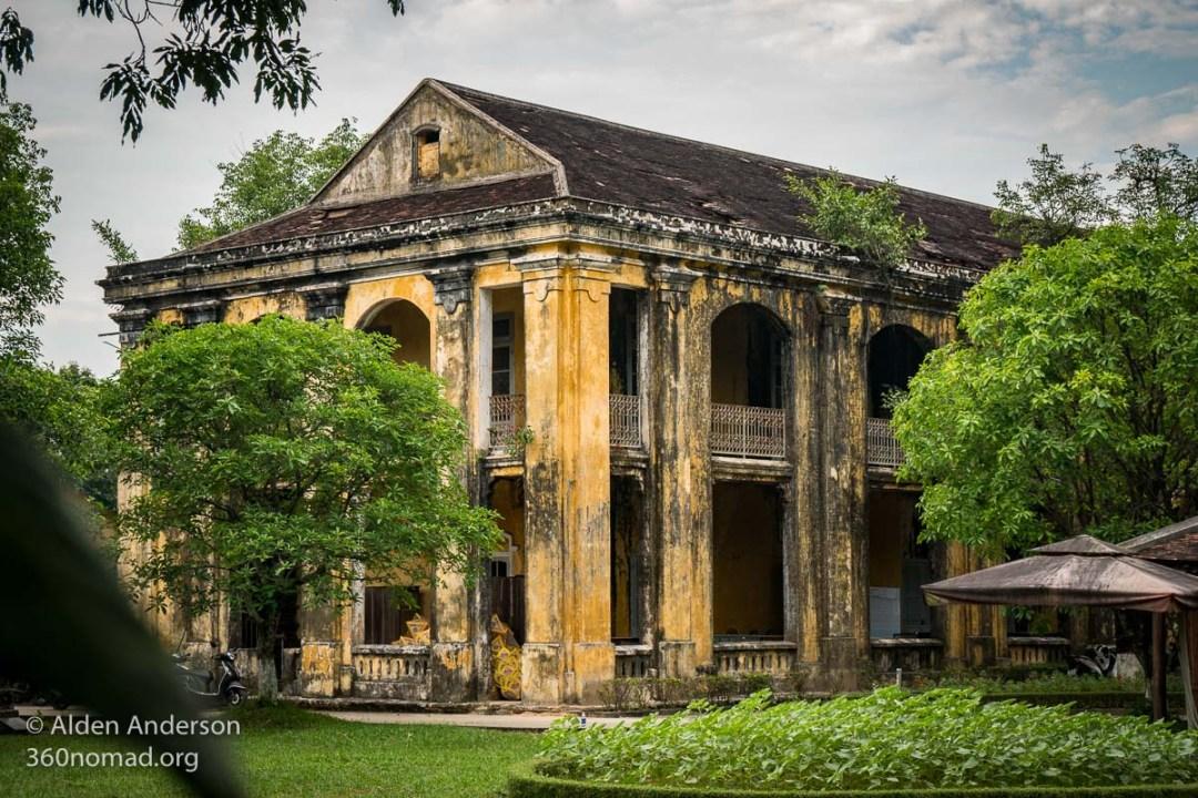Royal Treasury Building, Imperial City Hue