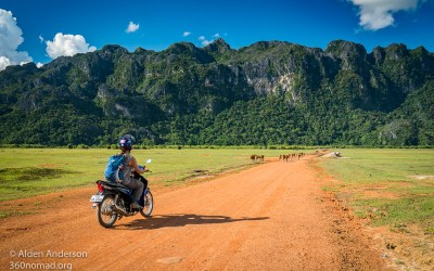 Thakhek Loop — In Pictures