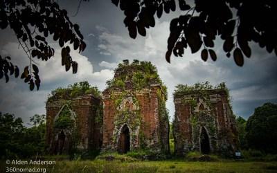 Chien Dan Cham Temples