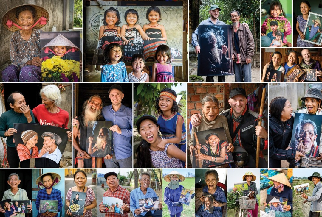 Pictures for the People of Vietnam