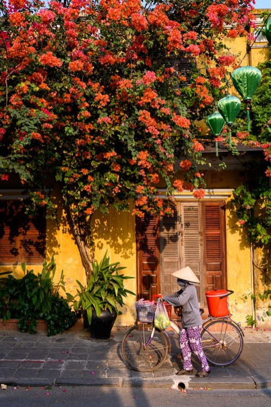 Hoi An ancient town People