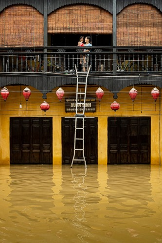 Nga Flood in Hoi An