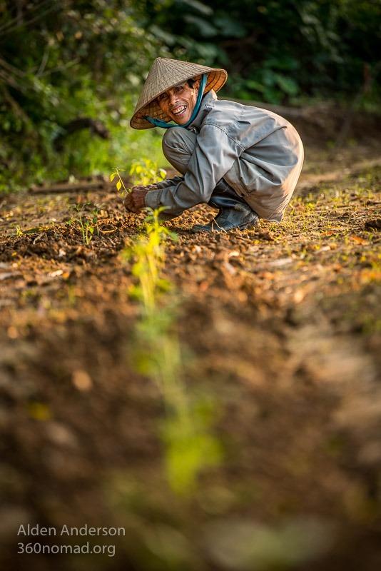 Thuc, Hoi An, Vietnam, Farmer