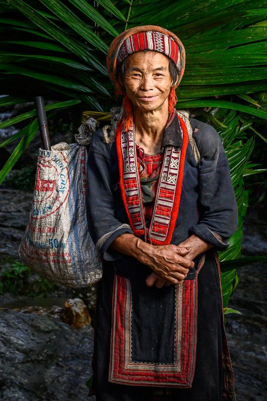 Dao Ethnic Group Ha Giang Vietnam_