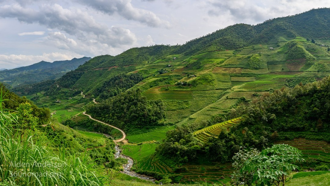 Giay Village Ha Giang Vietnam