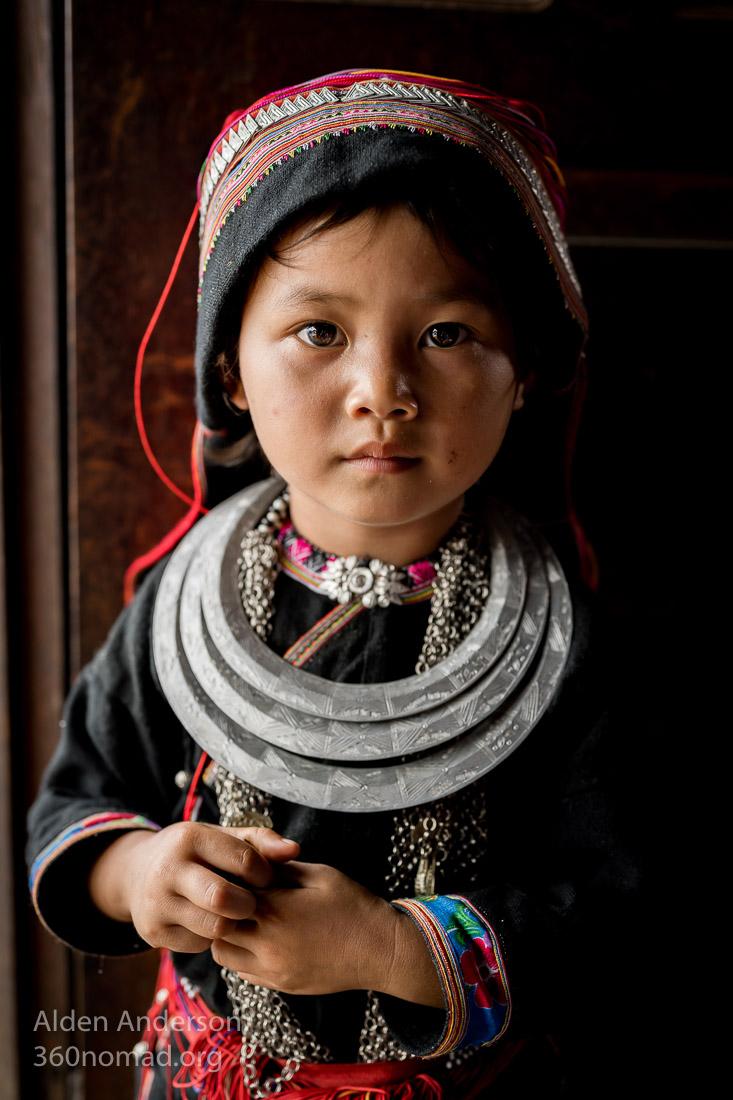 Hill tribes northern vietnam