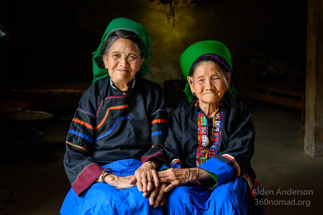 Pu Peo Ethnic Group Vietnam