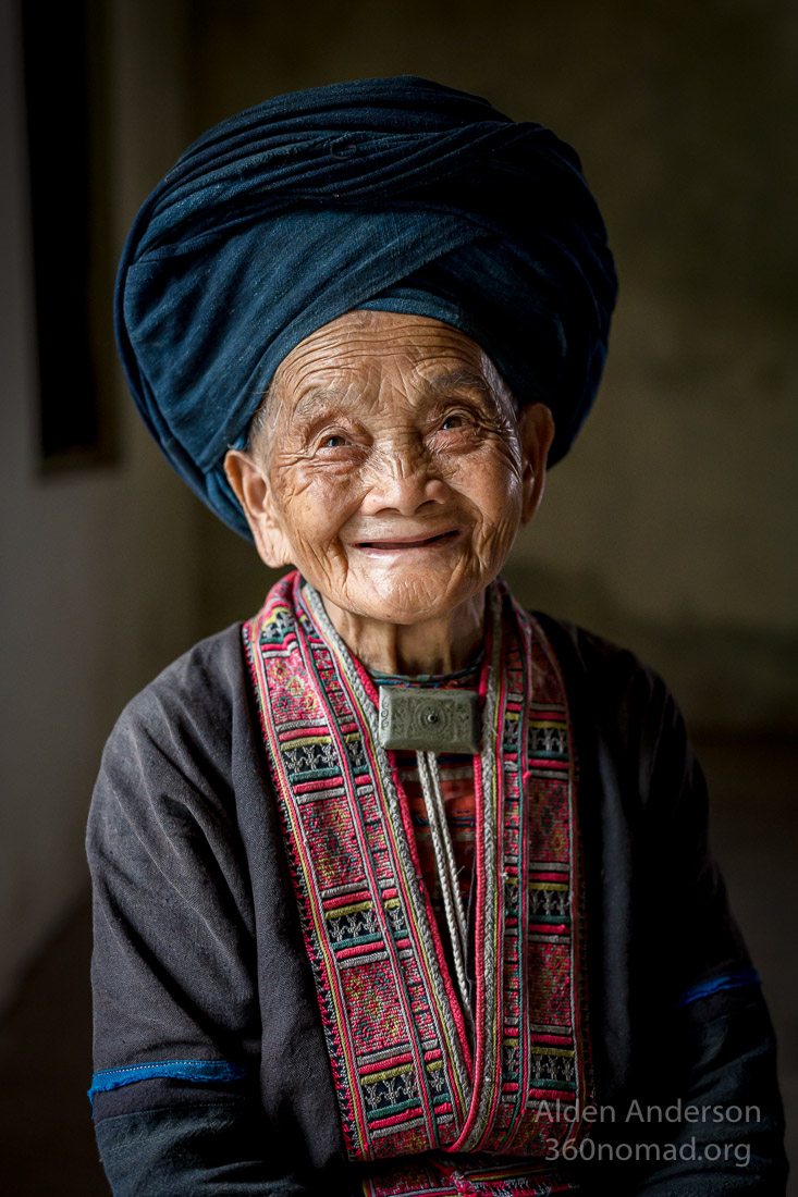 Red Dao Ethnic Group Vietnam Alden Anderson