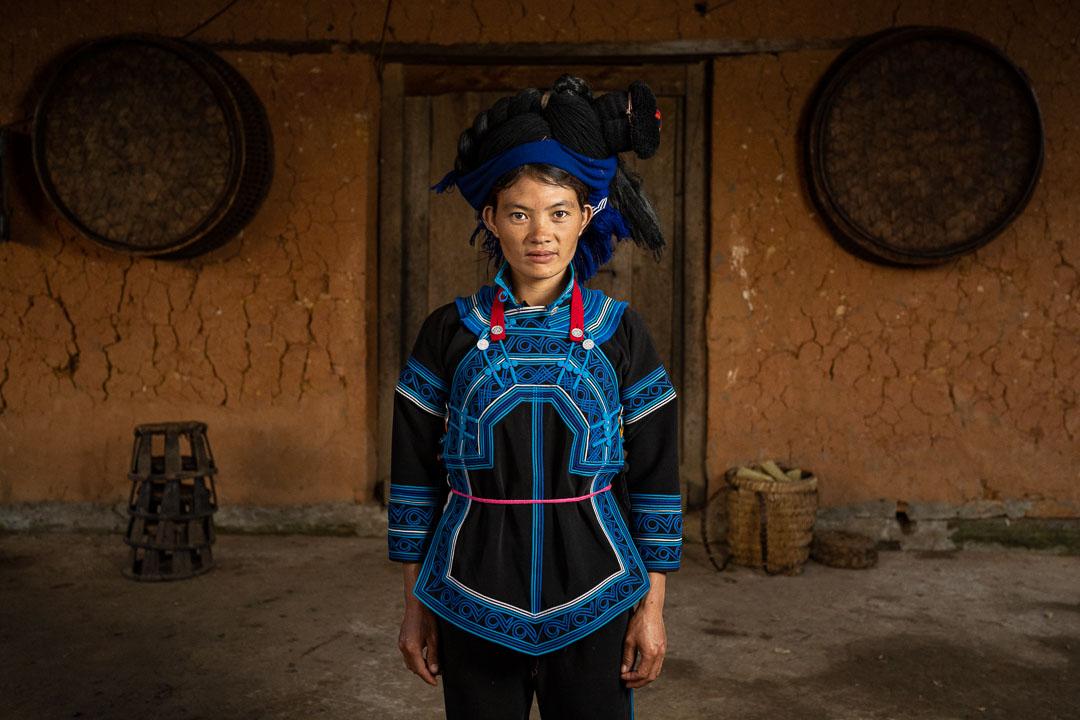Ha Nhi Ethnic Group Vietnam