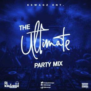 DJ Kswagz – The Ultimate Party Mixtape, MIXTAPE: DJ Kswagz – The Ultimate Party Mixtape, 360okay