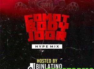 Dj Binlatino Commot Body Jor (Hype Mix)