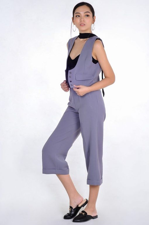Dream Space Vest+Pant Set