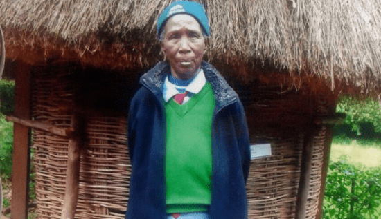 [Photos] 92-year-old woman goes to school