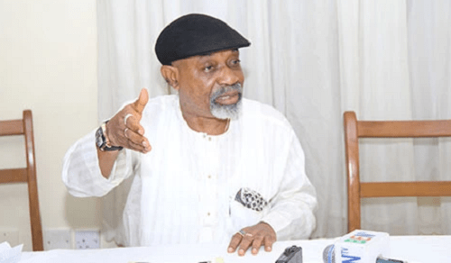 [Profile] Biography of Chris Nwabueze Ngige - CV