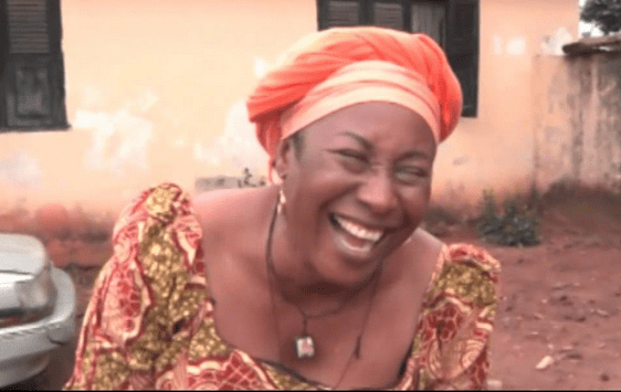 Patience Ozokwor Nigerian Nollywood Oldest Actress