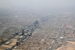 جولة افتراضية بانوراما ٣٦٠ درجة في مدينة الرياض - منظر بانورامي جوي