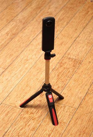 Benro MK10 review - selfie stick tripod for 360 cameras