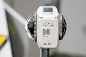RUMOR: This could be a sample photo from the Kodak Orbit360