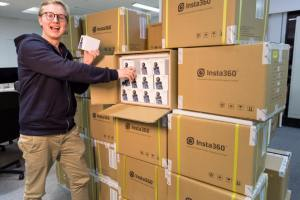 Insta360 Air shipping out today