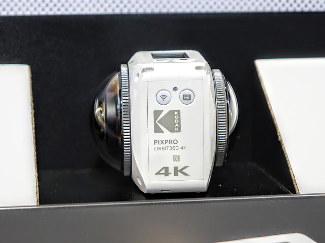 How to order the Kodak PIXPRO Orbit360 from outside the US