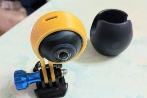 GoPro mount for Insta360 Air
