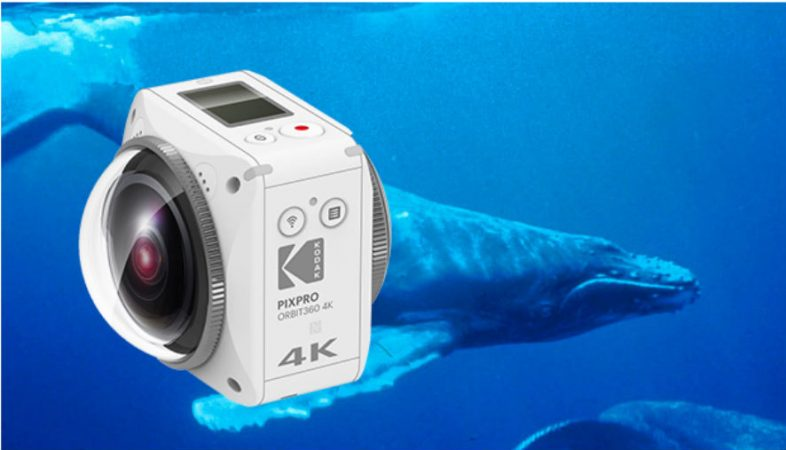 """The Kodak Orbit360 will likely have an underwater housing. Here's how we know. The Kodak PIXPRO Orbit360 (aka 4KVR360) is one of the most highly anticipated 360 cameras because of the highly regarded Kodak SP360 4k Dual Pro, which has excellent image quality but takes more time to process its photos and videos compared to other 360 consumer cameras. So far, leaked sample photos from the Orbit360 suggest that it might have comparable, if not better, photo quality than the SP360 4k. One question many have asked is whether the Kodak Orbit360 will have an underwater housing. The answer is very likely yes. Kodak has provided underwater housings for its previous two 360 cameras, the SP360 and SP360 4k: There's even a dedicated waterproof housing for the SP360 4k Dual Pro: Moreover, the Oribt360 specifications hint at underwater use. Here are the specs: If you look carefully, you'll see that under white balance, one of the modes is """"underwater."""" This would be a welcome feature because underwater photos and videos tend to look bluish unless color corrected. Of course, such a feature would only make sense if there is an underwater housing for the Orbit360. These are the reasons I'm confident the Orbit360 will have a waterproof housing and with that housing, it can be used underwater. A bigger question is how good the stitching will look when used underwater. The water's diffraction changes the effective field of view of the lenses, and it would be nice if the Orbit360's software could correct for this. We'll see, hopefully soon."""