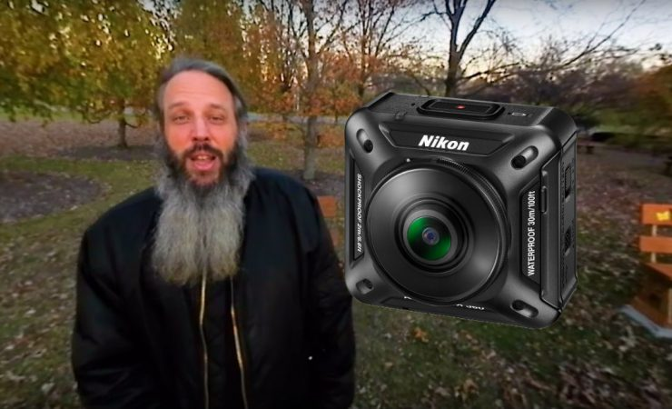 nikon keymission 360 review by Scott the Truck Driver