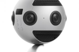 Insta360 Pro, a professional 8K 360 camera