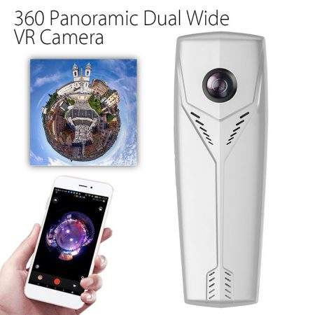 Hi720 is a 360 camera accessory that can also be used wirelessly
