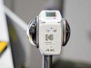 Kodak PIXPRO Orbit360 4KVR360 sample videos