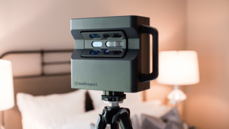 Matterport Pro2 volumetric 3D VR camera