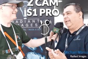 Z Cam S1 Pro interview