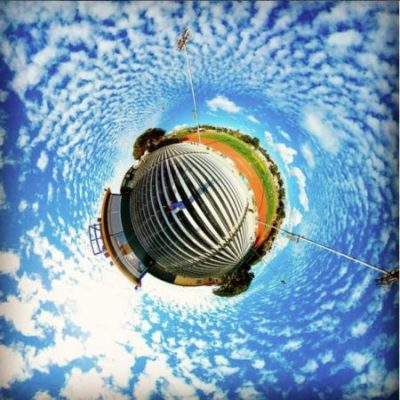 Xiaomi Mijia Mi Sphere Xiaomi 360 camera tiny planet sample photo