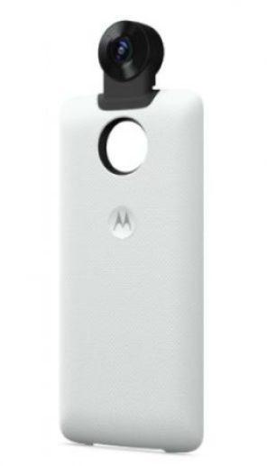 Moto 360 smartphone camera accessory
