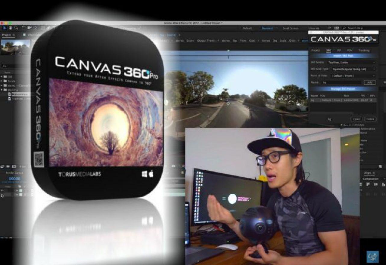 Tutorial: Stabilize 3D 360 video